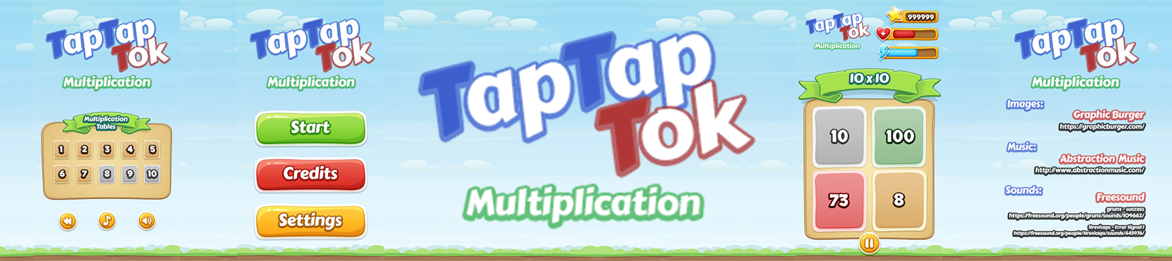 JV Interactive - TapTapTok