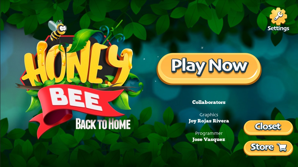 JV Interactive - HoneyBee: Back to Home