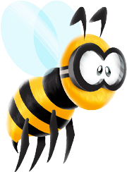 HoneyBee: Back to Home - Bee